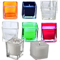 Square Votives
